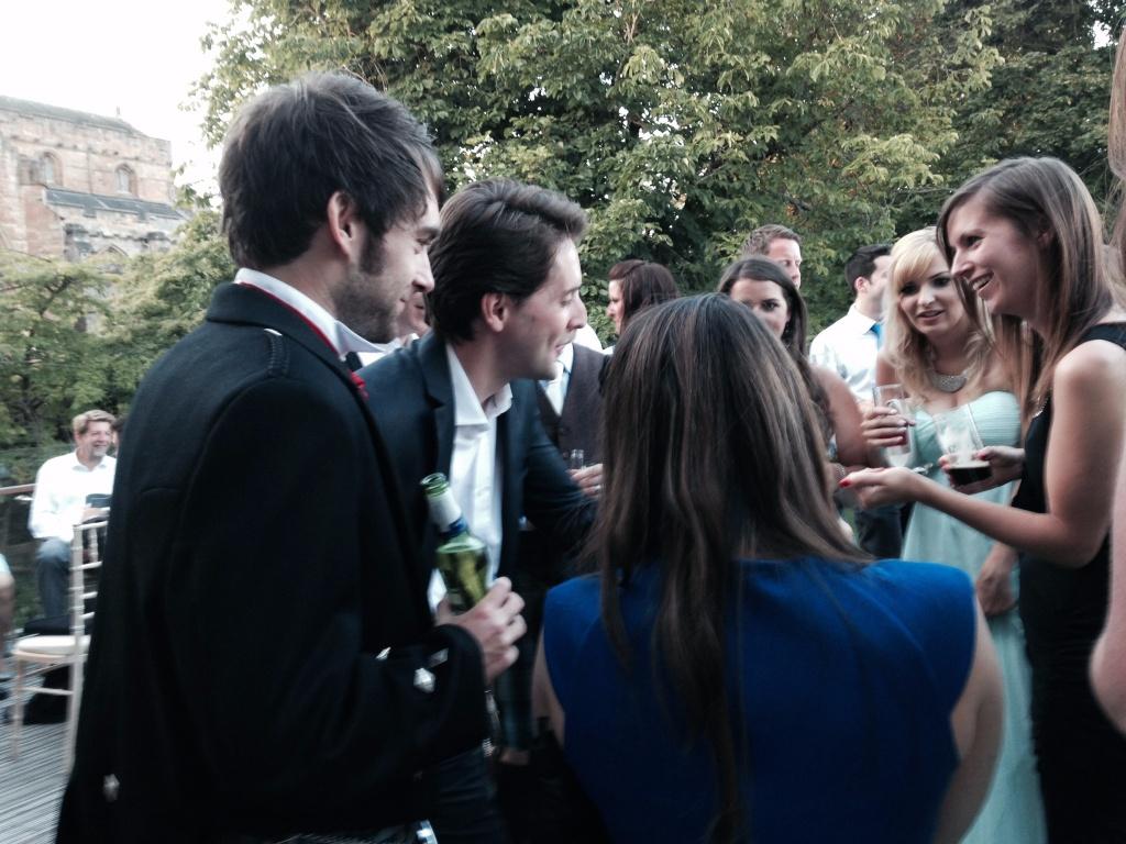 Table Wedding Magic Elliott Henderson